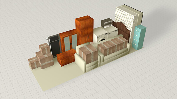 6 x 10 INTERIOR SELF STORAGE
